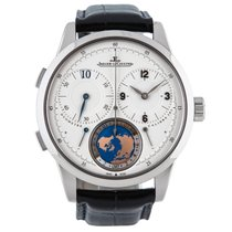 Jaeger-LeCoultre Duomètre Unique Travel Time Paris Boutique...