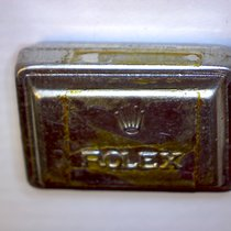 Rolex Tin parts box rare and little