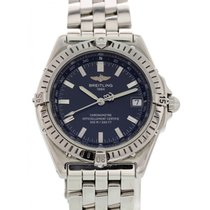 Breitling Wings Stainless Steel A10350