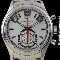 Patek Philippe Tiffany 5960/1a Steel Automatic Chronograph...