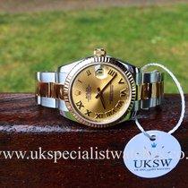 롤렉스 (Rolex) Datejust Steel & 18ct Yellow Gold 31mm – 178273
