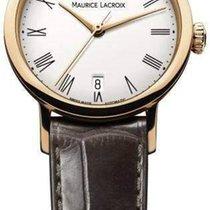 Maurice Lacroix Les Classiques Tradition Ladies Gold Automatiq...