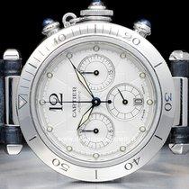 Cartier Pasha 38MM Cronografo  Watch  W3103055