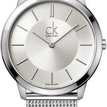 ck Calvin Klein Minimal K3M21126 Herrenarmbanduhr Klassisch...