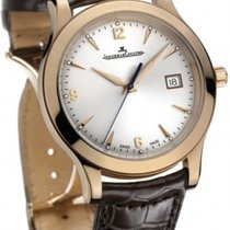 Jaeger-LeCoultre Master Control Harmonisation Rose Gold Silver...