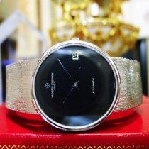 Vacheron Constantin 18k White Gold Automatic Watch 80.5 Grams