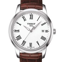 Tissot T0334101601301 T-Classic Dream White Dial Men's Watch