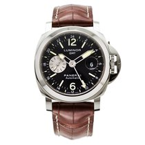 Panerai Luminor GMT Automatic Acciaio 44 mm