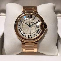 Cartier Ballon Bleu 36mm Rose Gold