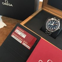 Omega Seamaster Planet Ocean 600 Co-Axial GMT 43,5