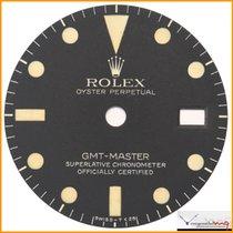 Rolex Dial GMT Ref 1675 Matte Dial Patina Lume Original Stock...
