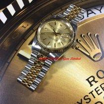 Rolex 16013 Datejust 36mm Plastic W Paper Mint