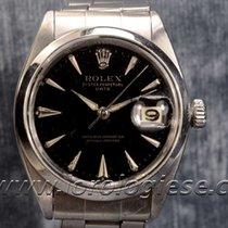 Rolex Date Oyster Perpetual Ref.1501 Original 1961 Black...