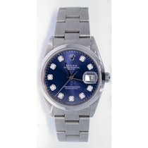 Rolex Date 15200 34mm Stainless Steel Oyster Band Model with a...