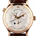 Jaeger-LeCoultre Master Control Geographic 18kt Roségold...