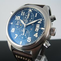 IWC Fliegeruhr Doppelchronograph Le Petit Prince Lim Ed IW371807