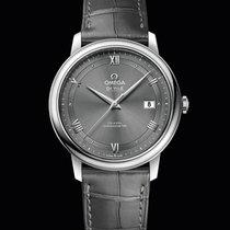 Omega De Ville Prestige Co-Axial Grey Dial 39,5 MM  T