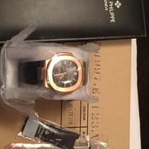 Patek Philippe Watches: 5712R-001 Nautilus Rose Gold SEALED