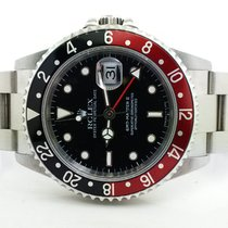Rolex GMT Master 2 no holes  Ref  16710 year 2005