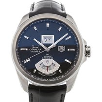 TAG Heuer Grand Carrera 43 Automatic GMT Calibre 8 RS
