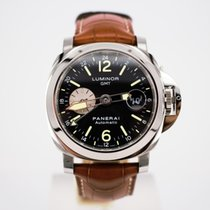 パネライ (Panerai) Luminor GMT Automatic Acciaio
