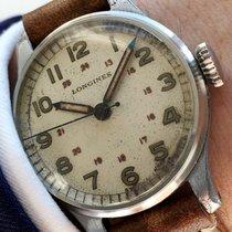 ロンジン (Longines) Tolle frühe Longines Military Uhr