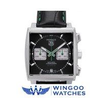 TAG Heuer MONACO Racing Green Calibro 12 Ref. CAW2117.FC6271