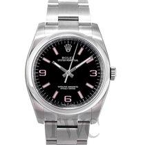 ロレックス (Rolex) Perpetual Black/Steel Ø36mm - 116000