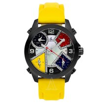 Jacob & Co. Men's Five Time Zone Watch
