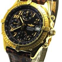Breitling Chronomat 18 Kt 750er Gold Ref. 81950 Vitesse Zb