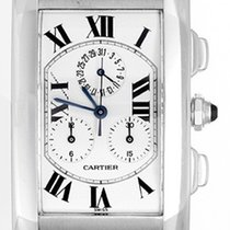 Cartier Tank Americaine (or American) Chronograph Men's...