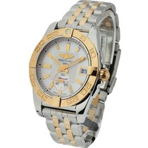 Breitling C3733012-A724-tt Galactic 36mm Automatic in 2-Tone -...