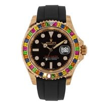 Rolex Oyster Perpetual Yacht-Master 40mm With Gem-Set Bezel...
