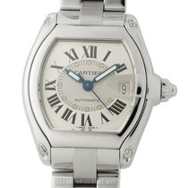 Cartier Roadster Collection Roadster Large 37mm Stainless Steel