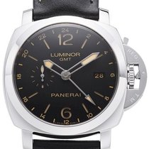 パネライ (Panerai) Luminor 1950 3 Days GMT 24h Automatic Acciaio...