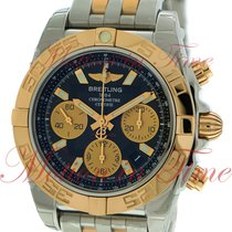 "Breitling Chronomat 41mm Chronograph, Black ""Royal..."