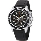 Breitling Superocean - Chronograph - Abyss Orange - Full Set