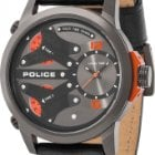 Police KING COBRA PL.14538JSU/61 Herrenarmbanduhr Design...