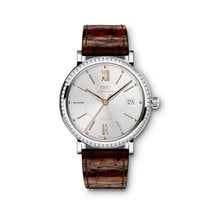IWC Unisex IW458103 Portofino Automatic 37 Watch