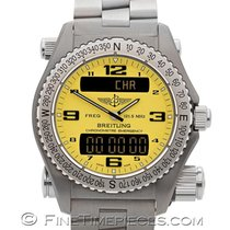 Breitling Emergency SuperQuartzTM E76321/418