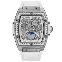 Hublot Spirit of Big Bang Titanium White Diamonds 42 mm
