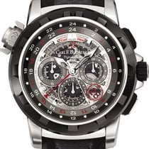 Carl F. Bucherer Patravi Traveltec FourX 00.10620.21.93.01