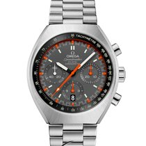 Omega Seamaster Mark II Co-Axial Chronograph  Grey Dial  R