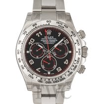 롤렉스 (Rolex) Daytona Black/18k white gold Ø40mm - 116509
