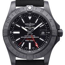 Breitling Avenger II GMT Black Steel M3239010.BF04.152S.M20SS.1