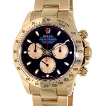 Rolex Daytona 116528 Yellow Gold, 40mm