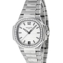 Patek Philippe 7018/1A-001 7018 Ladys Nautilus in Steel with...