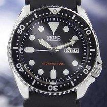 Seiko Scuba Diver Mens Day Date Auto 7526-0020 Made in Japan...