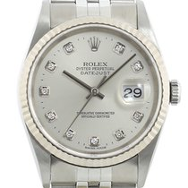Rolex Datejust Original Diamond Dial ref. 16234