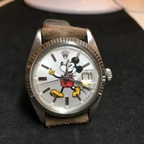 Rolex Datejust - 1601 - Mickey Mouse - Topolino Disney - 1973